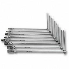 Serie Chiavi A T Snodate Usag Esagonali 276 Ce/se8