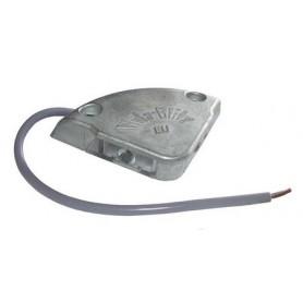 KIT 2 FANALI LED 12/24V C/CABLAGGIO INTERMITTENZA
