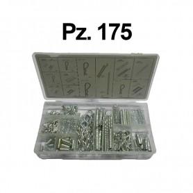 BOX MOLLE E COPIGLIE DI SICUREZZA PZ.175