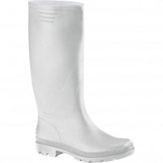 STIVALE TG. 37 WHITE PVC SUOLA BIANCA