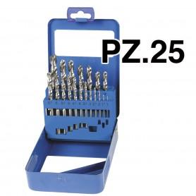 PUNTE METAL BOX 25 PEZZI 1-13