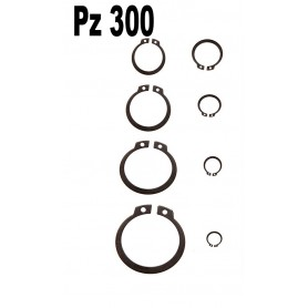 KIT SEEGER PER ESTERNI 3-32MM PZ.300