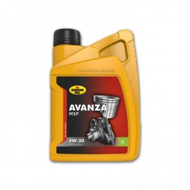 KROON OIL AVANZA MSP 5W 30 LT.1