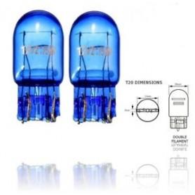 LAMPADA 12V 21/5W T20 W3X16Q BLU SUPERWHITE