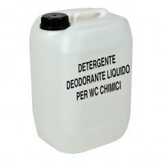 DETERGENTE DEODORANTE LIQUIDO PER WC