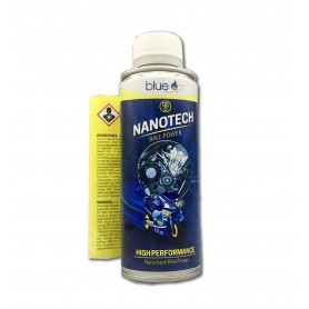 NANOTECH BIKE POWER OLIO MOTORE BLUE ML.200