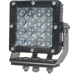 FARO LAVORO A 16 LED SPOT
