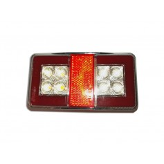 FANALE POSTERIORE DX-SX LED 12/24V