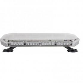 BARRA DI SEGNALAZIONE A LED 595X305X56MM R65 R10