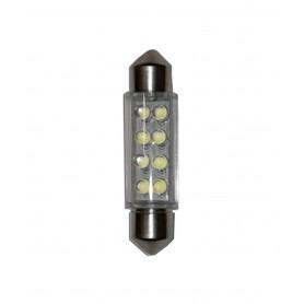 LAMPADA LED BIANCA 24V ATTACCO 11X41