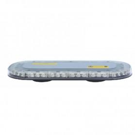 BARRA DI SEGNALAZIONE A LED 365X173X47MM R65 R10