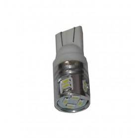 LAMPADA LED BIANCA 12V T10 W5W