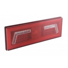 FANALE POSTERIORE ELLE SX LED 12/24V