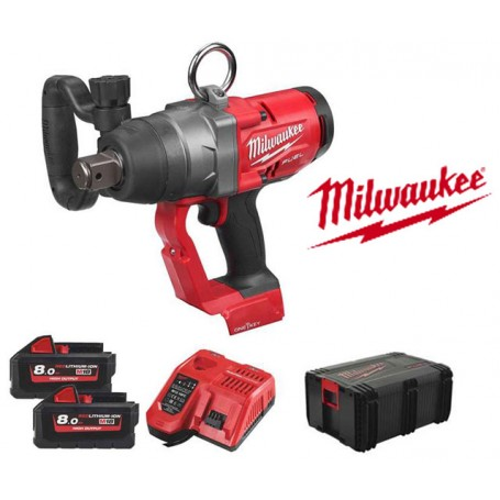 AVVITATORE IMPULSI MILWAUKEE 1 18V 2400NM