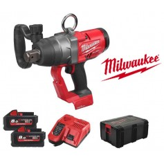 "Avvitatore Impulsi Milwaukee 1"" 18v 2400nm"