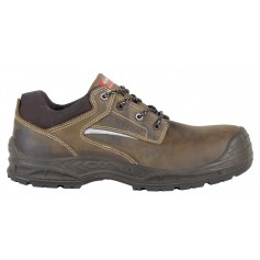 SCARPA COFRA GRENOBLE BROWN UK S3 SRC