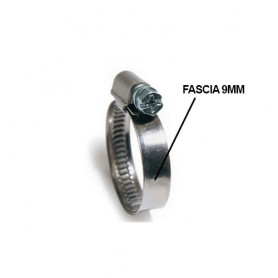 FASCETTA A VITE W2 MM FASCIA 9