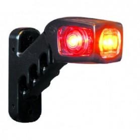 SEGNALATORE INGOMBRO LED 24V B/AR/R
