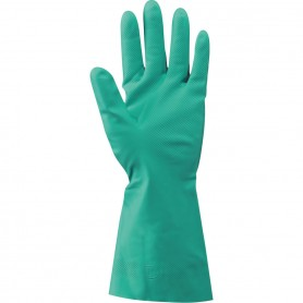 GUANTI NITRILE SP.0.4MM VERDI
