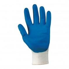 Guanti 888 Blu Poliuretano-nylon