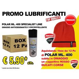BOX 12 PEZZI POLAR ML.400 SPECIALIST LINE